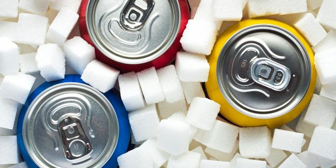 Sugary drinks