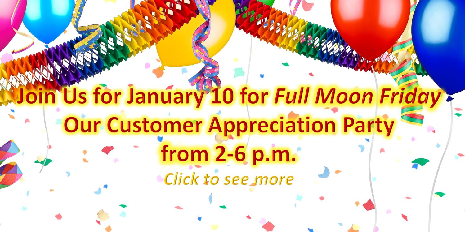 Brighter Day Customer Appreciation