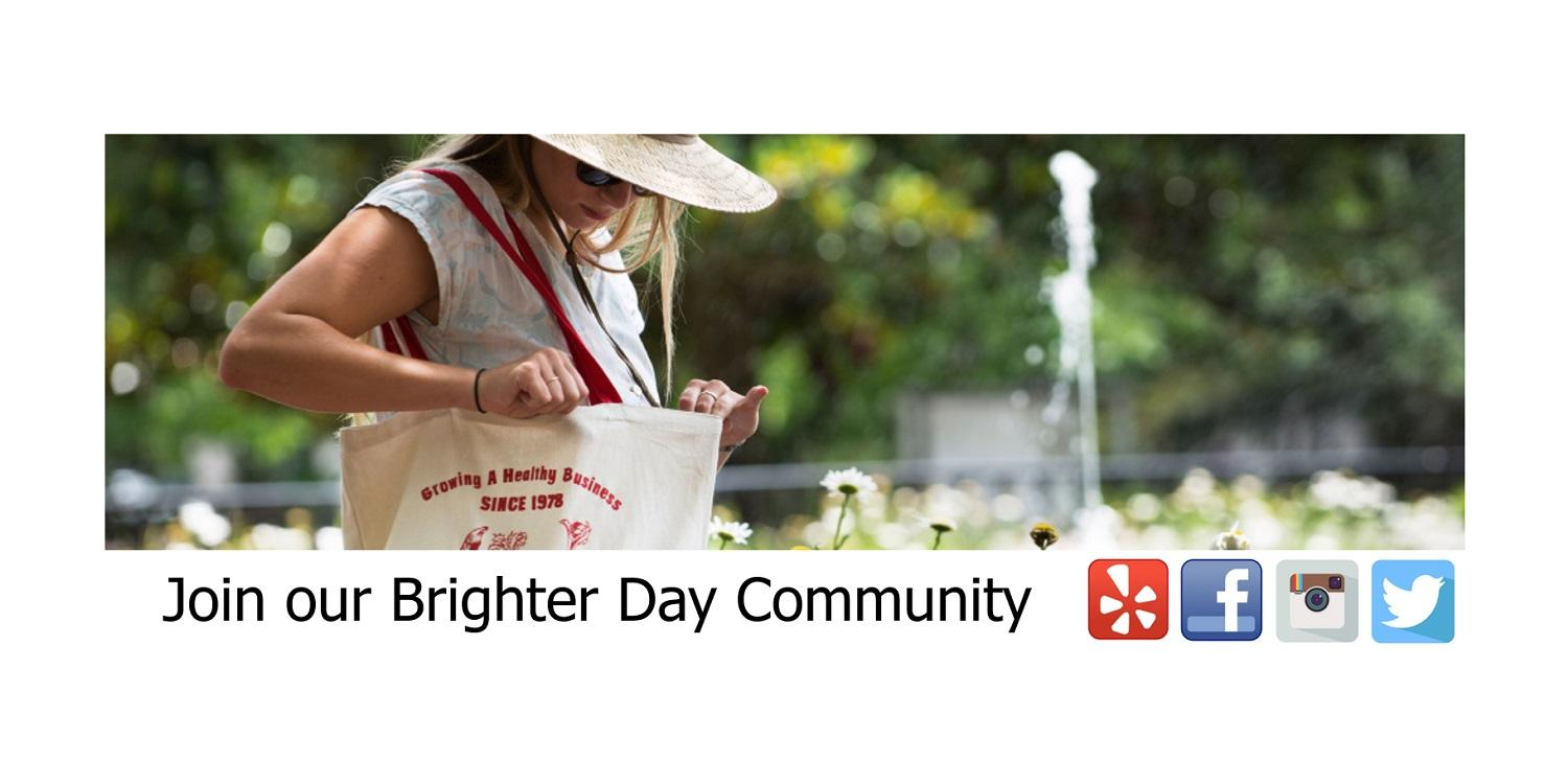 Brighter Day Join Our Community